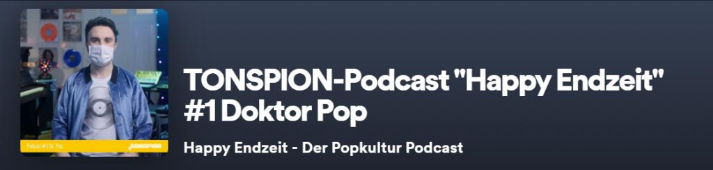 Marcus Mötz Tonspion Podcast Happy Endzeit