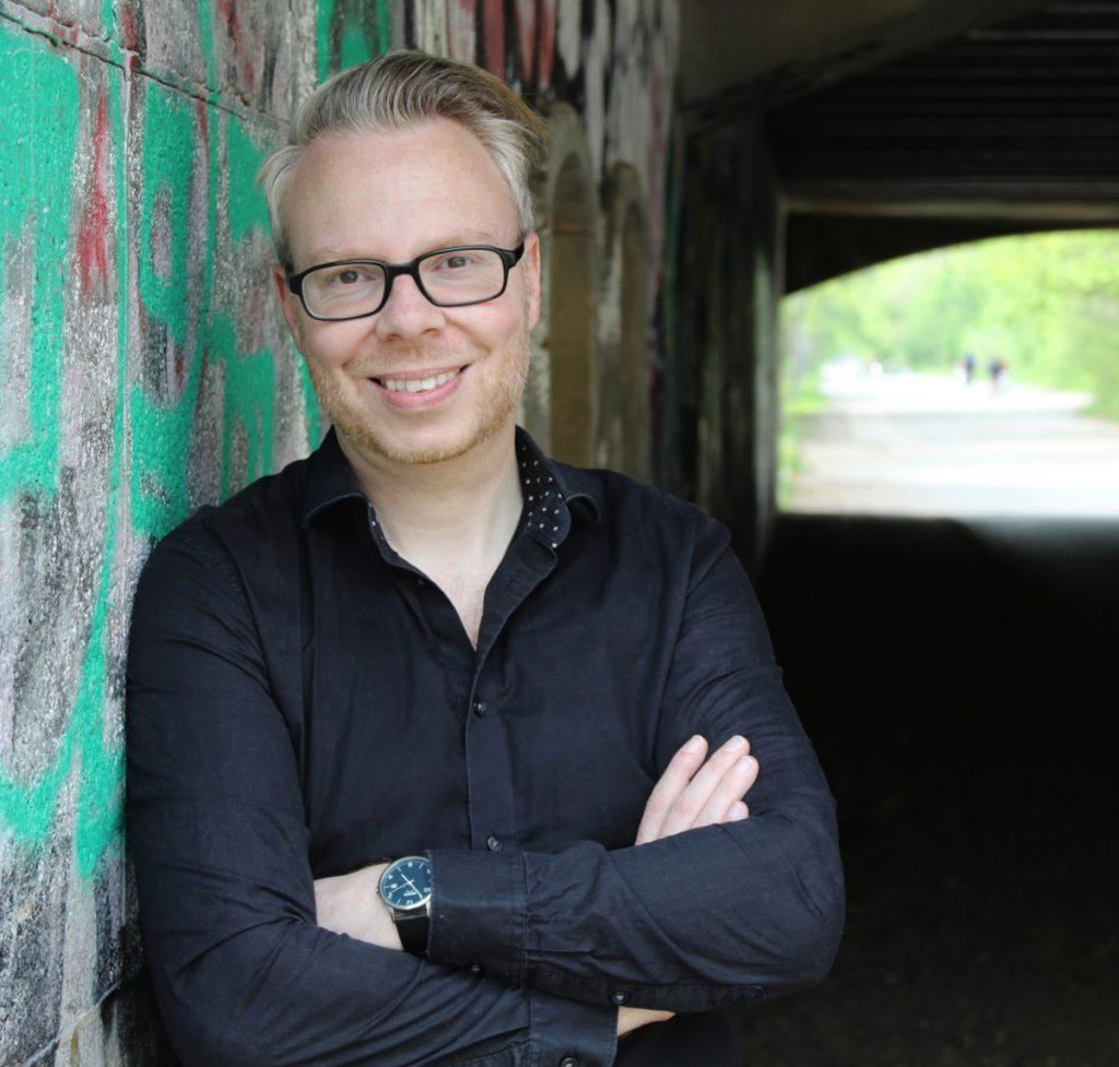 Marcus Mötz - Autor